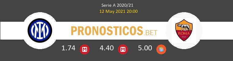 Inter vs Roma Pronostico (12 May 2021) 1