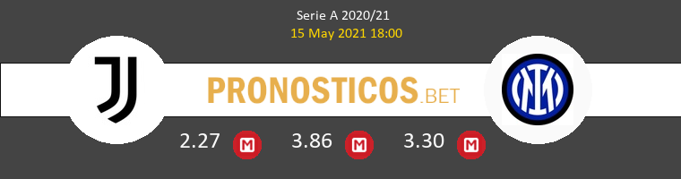Juventus vs Inter Pronostico (15 May 2021) 1