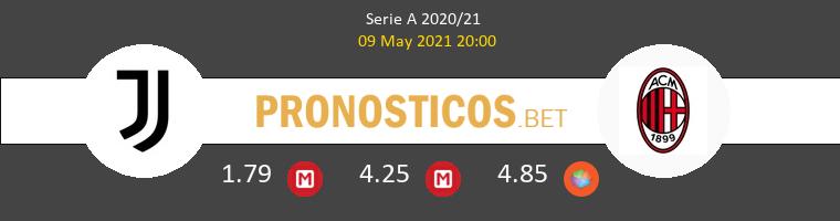 Juventus vs AC Milan Pronostico (9 May 2021) 1