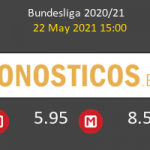 Colonia vs Schalke 04 Pronostico (22 May 2021) 7