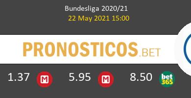 Colonia vs Schalke 04 Pronostico (22 May 2021) 6