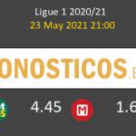 Lens vs Monaco Pronostico (23 May 2021) 2