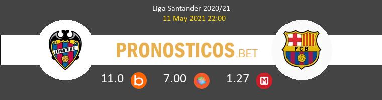 Levante vs Barcelona Pronostico (11 May 2021) 1