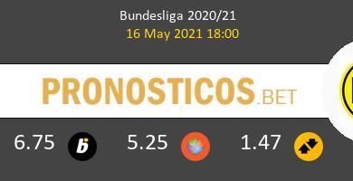 Mainz 05 vs Dortmund Pronostico (16 May 2021) 6