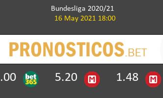 Mainz 05 vs Borussia Pronostico (16 May 2021) 1