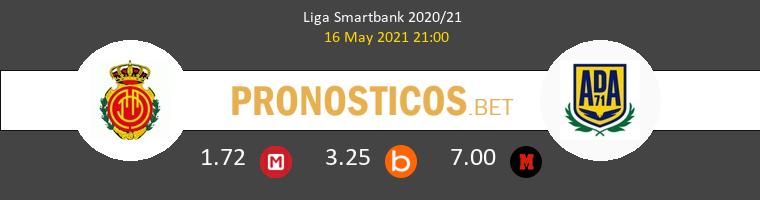 Mallorca vs Alcorcón Pronostico (16 May 2021) 1