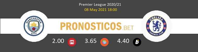 Manchester City vs Chelsea Pronostico (8 May 2021) 1