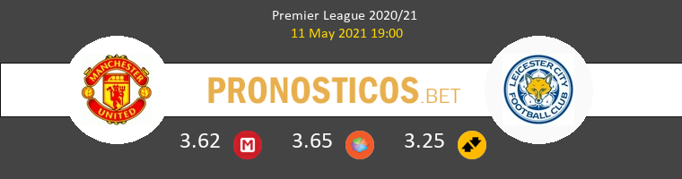 Manchester United vs Leicester Pronostico (11 May 2021) 1