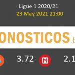 Metz vs Marsella Pronostico (23 May 2021) 3