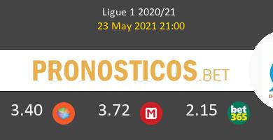 Metz vs Marsella Pronostico (23 May 2021) 2
