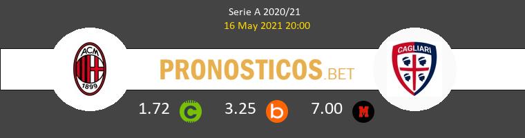 AC Milan vs Cagliari Pronostico (16 May 2021) 1