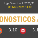 Mirandés vs Fuenlabrada Pronostico (9 May 2021) 7