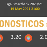 Mirandés vs Leganés Pronostico (19 May 2021) 6