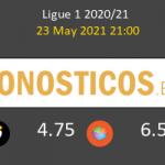 Nantes vs Montpellier Pronostico (23 May 2021) 6