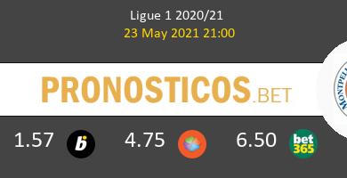 Nantes vs Montpellier Pronostico (23 May 2021) 5