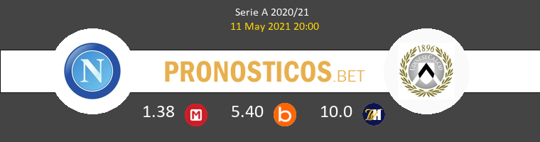 Napoles vs Udinese Pronostico (11 May 2021) 1