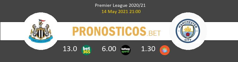 Newcastle vs Manchester City Pronostico (14 May 2021) 1
