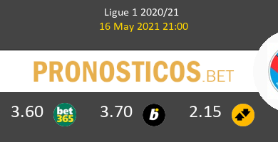 Nice vs Estrasburgo Pronostico (16 May 2021) 6