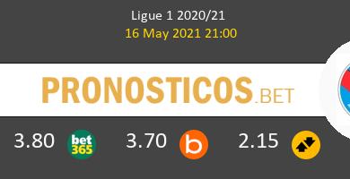 Niza vs Strasbourg Pronostico (16 May 2021) 5