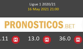 Paris Saint Germain vs Reims Pronostico (16 May 2021) 3