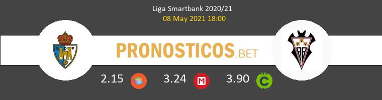Ponferradina vs Albacete Pronostico (8 May 2021) 1