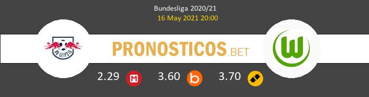 RB Leipzig vs Wolfsburg Pronostico (16 May 2021) 1