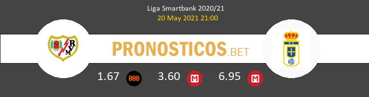 Rayo Vallecano vs Real Oviedo Pronostico (20 May 2021) 1