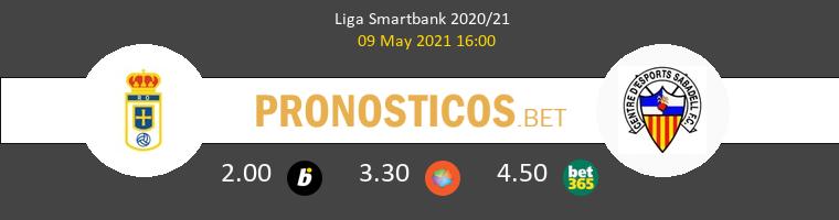 Real Oviedo vs Sabadell Pronostico (9 May 2021) 1