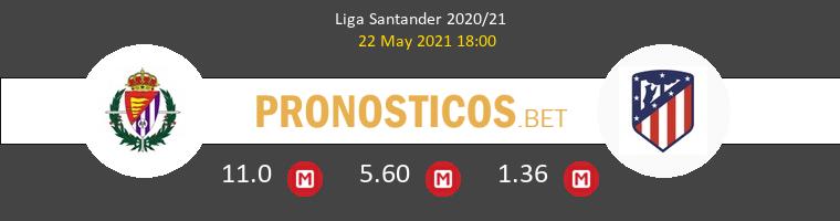 Real Valladolid vs Atlético de Madrid Pronostico (22 May 2021) 1