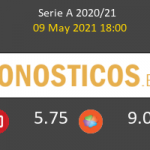Roma vs Crotone Pronostico (9 May 2021) 2
