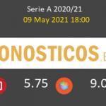 Roma vs Crotone Pronostico (9 May 2021) 2