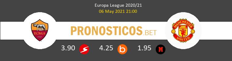Roma vs Manchester United Pronostico (6 May 2021) 1