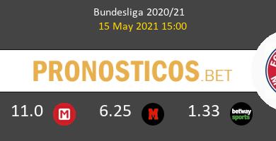SC Freiburg vs Bayern Pronostico (15 May 2021) 4