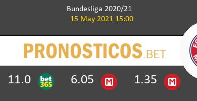 SC Freiburg vs Bayern Munich Pronostico (15 May 2021) 5