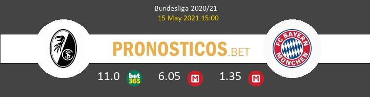 SC Freiburg vs Bayern Munich Pronostico (15 May 2021) 1