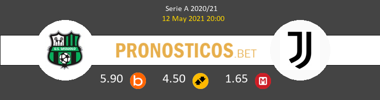 Sassuolo vs Juventus Pronostico (12 May 2021) 1