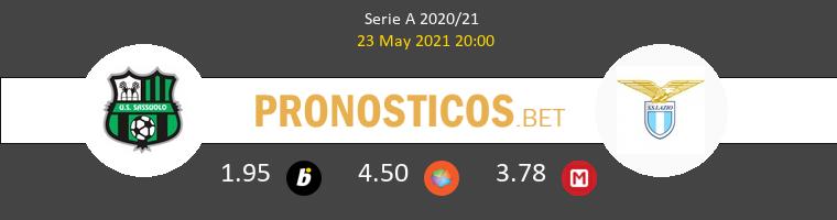Sassuolo vs Lazio Pronostico (23 May 2021) 1