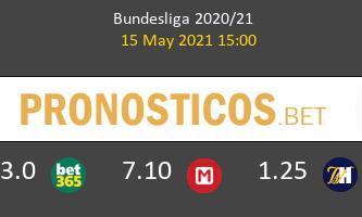 Schalke 04 vs Eintracht Frankfurt Pronostico (15 May 2021) 2