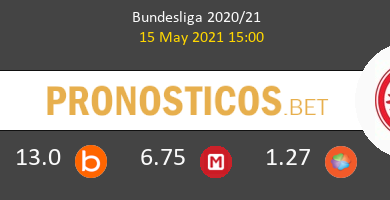 Schalke 04 vs Eintracht Frankfurt Pronostico (15 May 2021) 6