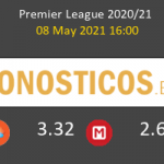Sheffield vs Crystal Palace Pronostico (8 May 2021) 7