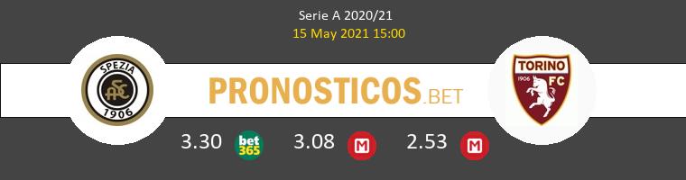 Spezia vs Torino Pronostico (15 May 2021) 1