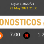 Stade Brestois vs PSG Pronostico (23 May 2021) 7