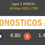 Stade de Reims vs Monaco Pronostico (9 May 2021) 2