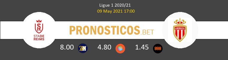 Stade de Reims vs Monaco Pronostico (9 May 2021) 1