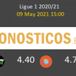 Strasbourg vs Montpellier Pronostico (9 May 2021) 6