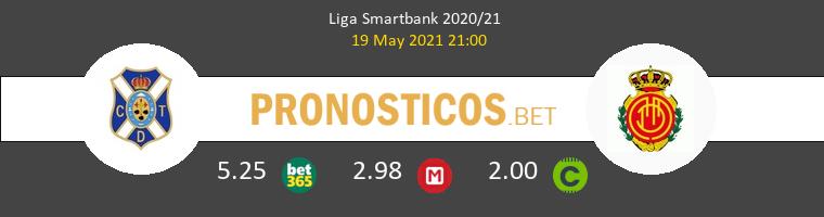 Tenerife vs Mallorca Pronostico (19 May 2021) 1