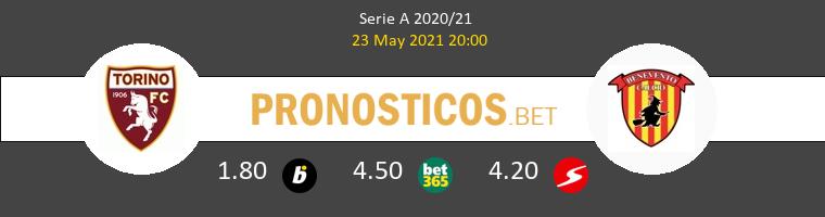 Torino vs Benevento Pronostico (23 May 2021) 1