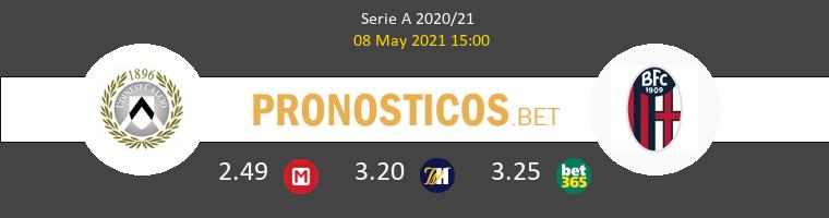 Udinese vs Bologna Pronostico (8 May 2021) 1