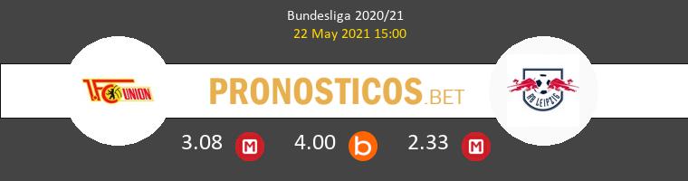 Union Berlin vs RB Leipzig Pronostico (22 May 2021) 1