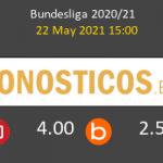 Werder Bremen vs B. Mönchengladbach Pronostico (22 May 2021) 6